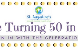 We're Turning 50 Email Header