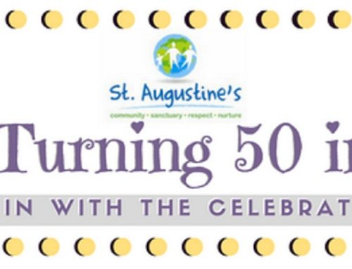 St Augustine's to celebrate 50 years of service to the community in 2018!