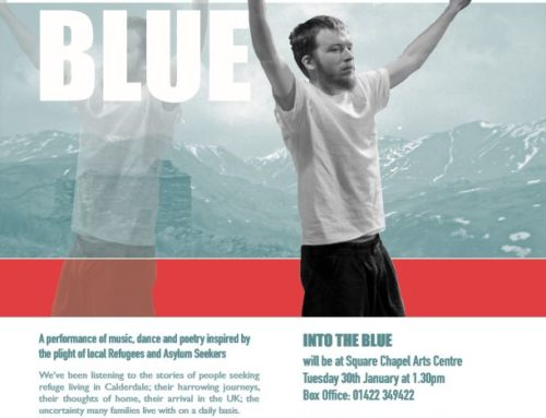 Using the arts as a tool to bring about changes in people's lives – Into the Blue