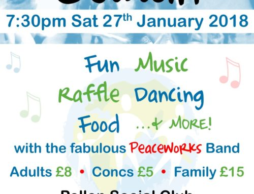St Augustine's Centre 50th Anniversary Fundraising Ceilidh
