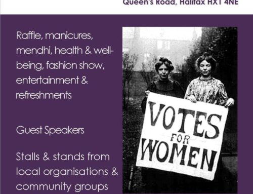 Join us tomorrow to celebrate International Women's Day