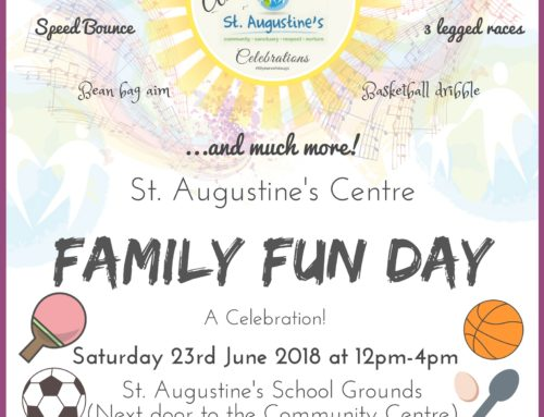 Family Fun Day Saturday 23rd June – #50yearsofstaugs #greatgettogether #moreincommon