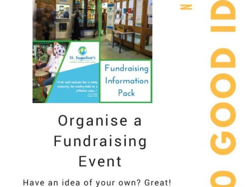 Organise a fundraising social or event