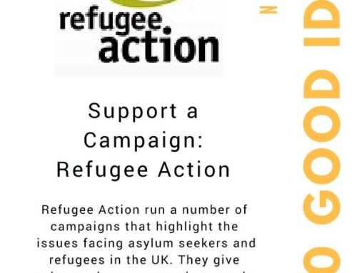 Support a Campaign – Refugee Action