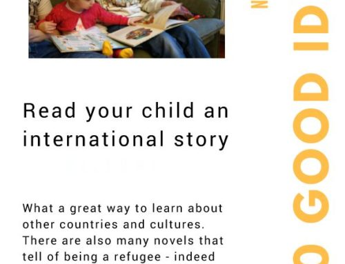Read an International Story